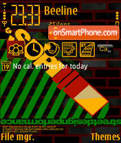 Street Design 240 theme screenshot