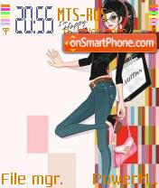 Capture d'écran Fashion Fab thème