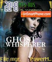Ghost Whisperer es el tema de pantalla