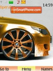 Скриншот темы BMW