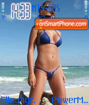 Brazil Bikini es el tema de pantalla