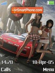 Nfs Pro Street 03 es el tema de pantalla