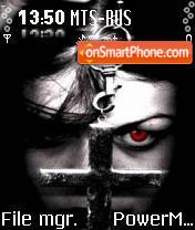 Gothik es el tema de pantalla