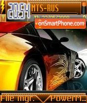 Fast And Furious 02 theme screenshot