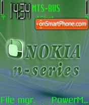 N-Series V es el tema de pantalla