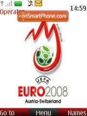 Euro 2008 05 theme screenshot