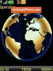 Earth 76 tema screenshot