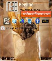 Hot Dog 01 theme screenshot