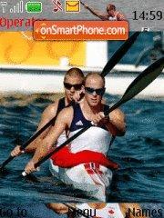 Boat-Race es el tema de pantalla
