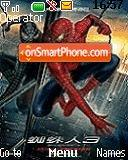 Spiderman 3 theme screenshot