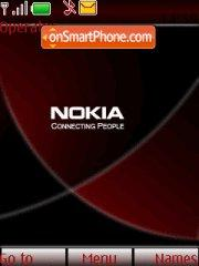Nokia Connectiong People es el tema de pantalla