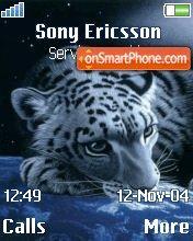 White Tiger es el tema de pantalla