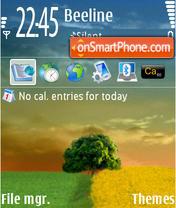 Summer Colours Theme-Screenshot