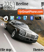 2009 Phantom theme screenshot