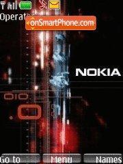 Скриншот темы Nokia 010