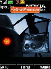 Nokia Xpress Ride 01 theme screenshot