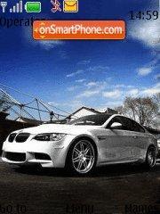 M3 White es el tema de pantalla