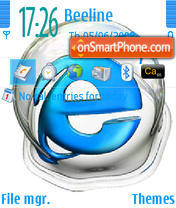 Internet Theme-Screenshot