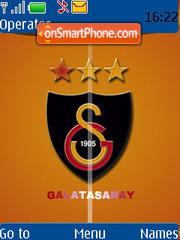 Galatasaray 1909 tema screenshot