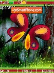 Butterfly 132 theme screenshot
