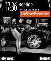 Hummer 05 theme screenshot