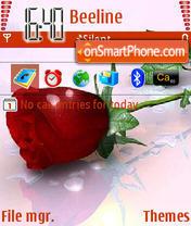 Love Rose theme screenshot
