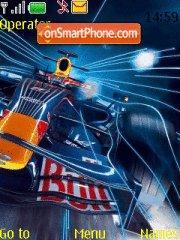 Скриншот темы F1 01