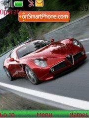 Alfa Romeo Theme-Screenshot