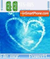 Mio theme screenshot