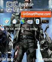 T2008 es el tema de pantalla