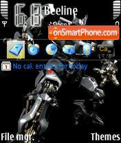 Jazz theme screenshot