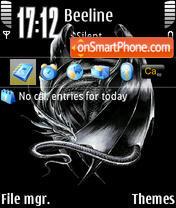 Dragon 10 theme screenshot