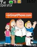 Family Guy Theme-Screenshot