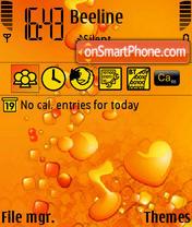Fanta 2 yI theme screenshot