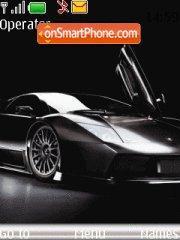 Скриншот темы Lamborghini Murcielago