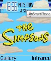 The Simpsons 01 theme screenshot
