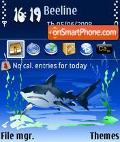 Shark 05 Theme-Screenshot