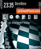 Chess 02 theme screenshot