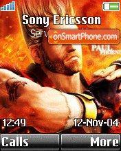 Tekken es el tema de pantalla