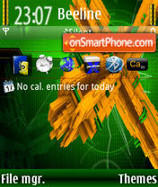 Theme 13 tema screenshot