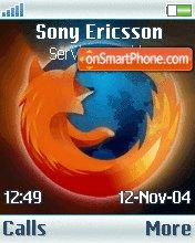Firefox es el tema de pantalla
