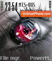Colored Eyes es el tema de pantalla