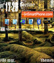 Shishkin theme screenshot