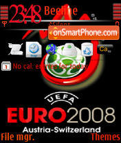 Blackeuro2008 theme screenshot