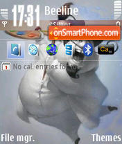 Tomato 01 theme screenshot