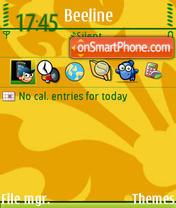 Hawaii 01 tema screenshot
