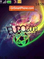 Euro 2008 08 theme screenshot
