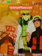 Naruto Shippuden 02 theme screenshot