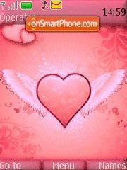 Wings Of Love theme screenshot
