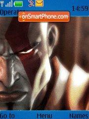 Скриншот темы God of War 2